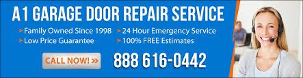 a1 garage door serviceA1 Garage Door Repair  We Beat Any Competitors Price