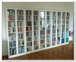 entranching bookshelf glass doors at bookcase with inspiring bookcases for