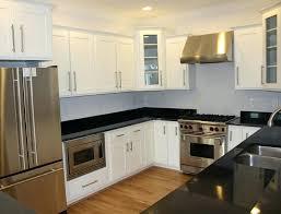 white shaker kitchen cabinet. White Shaker Style Kitchen Cabinet Enchanting Off Cabinets .