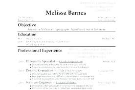 Resume Work Experience Format Awesome Resume Work Experience Examples Work Experience Resume Template
