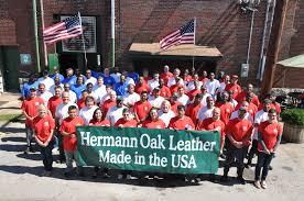 2019 hermann oak leather