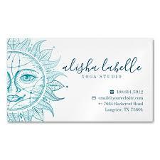 Holistic Beautiful Celestial Sun Face Stars Business