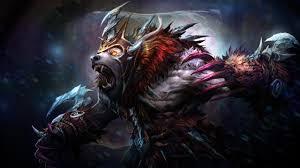 dota 2 video game ursa abilities overpower fury swipes earthshock