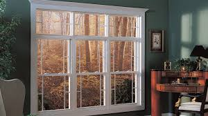 white framed window by energy shield windows and doors