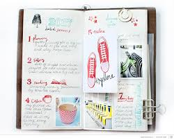 roman holiday traveler s notebook reveal by mariel at studio calico