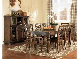 Ashley Furniture Kitchen Table And Chairs Ashley Furniture Porter House Rectangular Extension Dining Table