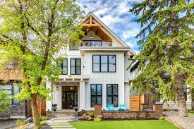 calgary home radiates with fresh modern farmhouse style homes design trickle creek designer kindesign latest designs contemporary open floor plans ultra
