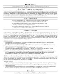 ... Training Manager Resume - Training Manager Resume we provide as - department  manager resume ...