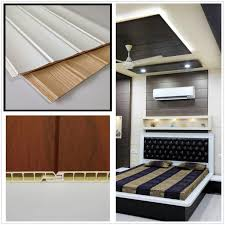 Ceiling Panel Design Hot Item Building Material Pvc Laminated Panel For Wall And Ceiling Decoration