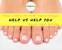 quick toenail fungus treatment survey