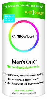 Rainbow Light Men S One Multivitamin Uk Rainbow Light Mens One Multivitamin 150 Tablets Amazon Co