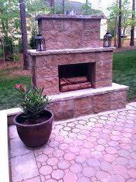 cinder block outdoor fireplace outdoor fireplace garden cinder block new how to build an outdoor fireplace