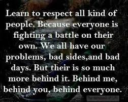 Quotes About Respecting Others Interesting Inspirational Quotes About Respecting Others See Many Other