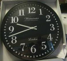 westminster clock company large 20
