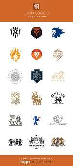 Best Logo Design 2014 Logo Collection Lion Vector Logo Designs Feline Cat