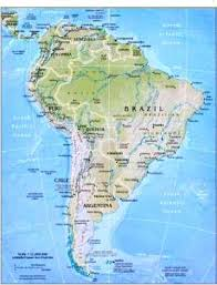 Geography For Kids South America Flags Maps Industries
