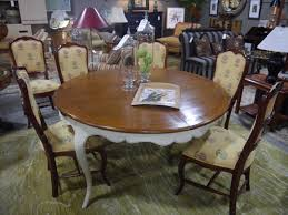 unbelievable round farmhouse kitchen table with french country
