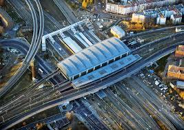 Gare de Berlin Ostkreuz