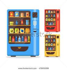 Vending Machine Cartoon Interesting Automatic Vending Machine Stock Images RoyaltyFree Images