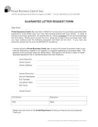 Guarantee Form Template Directors Rent Guarantor Payment