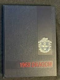 1969 FAIRMONT WEST HIGH SCHOOL KETTERING OHIO - DRAGON Yearbook | eBay