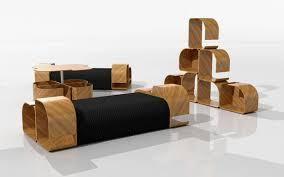 module furniture. modular furniture design by krisztin griz module u