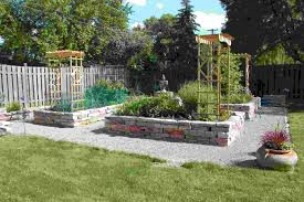 Small Picture Inspiring Raised Garden Bed Ideas Flowers With Raised Bed Garden