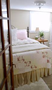 Cottage Bedrooms Decorating Shabby Vintage Cottage Bedroom Fox Hollow Cottage