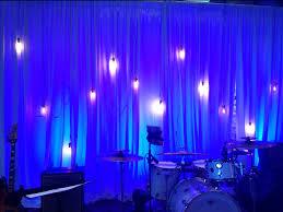edison pendant bulbs lbj wildflower center wedding by intelligent lighting design