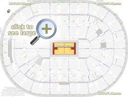 Jam In The Valley Seating Chart Scottrade Center Seat Row Numbers Detailed Seating Chart