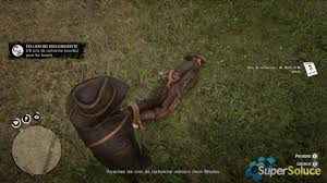 Ces liens qui nous unissent I à V - Soluce Red Dead Redemption 2 |  SuperSoluce