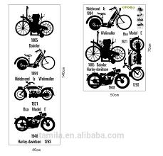 Small Picture Diy Stickers Wall Stickers Free Stickers Retro Bike Sofa