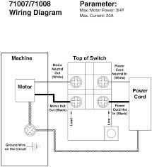 powertec 71008 110 220v single phase on 110 Light Switch Wiring Diagram 120 Volt Switch Wiring Diagram