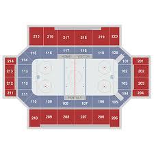 Broadmoor Arena Seating Chart Broadmoor World Arena Colorado Springs Tickets Schedule