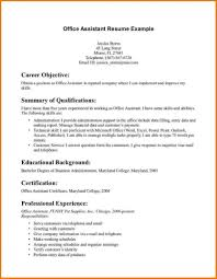 Get Dental Assistant Resume No Experience Stibera Resumes Www