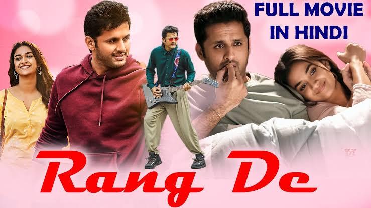 Rang De Full Movie in Hindi Download Filmyzilla