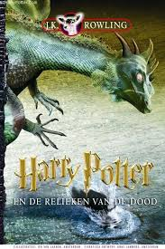 dutch cover harry potter and the ly hallows