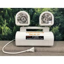 Ớ GIẢM GIÁ- Đèn sạc khẩn cấp Kentom KT-301 - hình bán 711,112đ