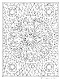 Symmetrical Coloring Pages Zvery Info