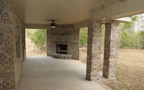 covered outdoor kitchens covered patio designs outdoor for great covered patio with fireplace