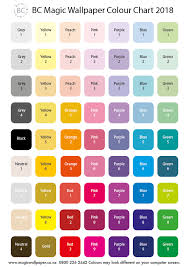 Japanese Colour Chart Japanese Style 6