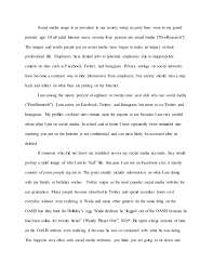 essay on media co essay on media