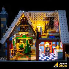 Lego Winter Village Lights Lego Winter Village Cottage 10229 Light Kit