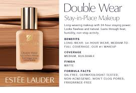Estee Lauder Color Chart Foundation Best Picture Of Chart