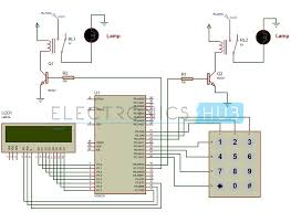 luggage security alarm project circuit using logic gates password based circuit breaker