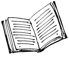 book clip art drawer book line art clipart best