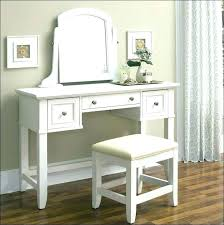 Rustic Vanity Set Rustic Makeup Vanity Makeup Desk With Mirror ...