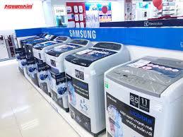 QC] Bùng nổ giảm giá tủ lạnh, máy giặt Samsung trong Tuần Lễ Vàng Hàn Quốc  tại Nguyễn Kim | HỌC VIỆN ĐÀO TẠO TRỰC TUYẾN-TẬN TÂM-CHẤT LƯỢNG