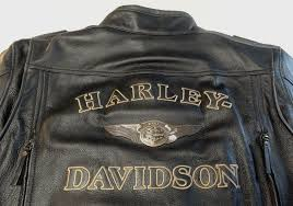 harley davidson 110th anniversary distressed 97146 13vm leather jacket xl 3xl
