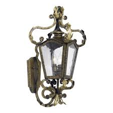 french outdoor lighting. picture of elk lighting 5780cb outdoor wall light from the french quarter collection